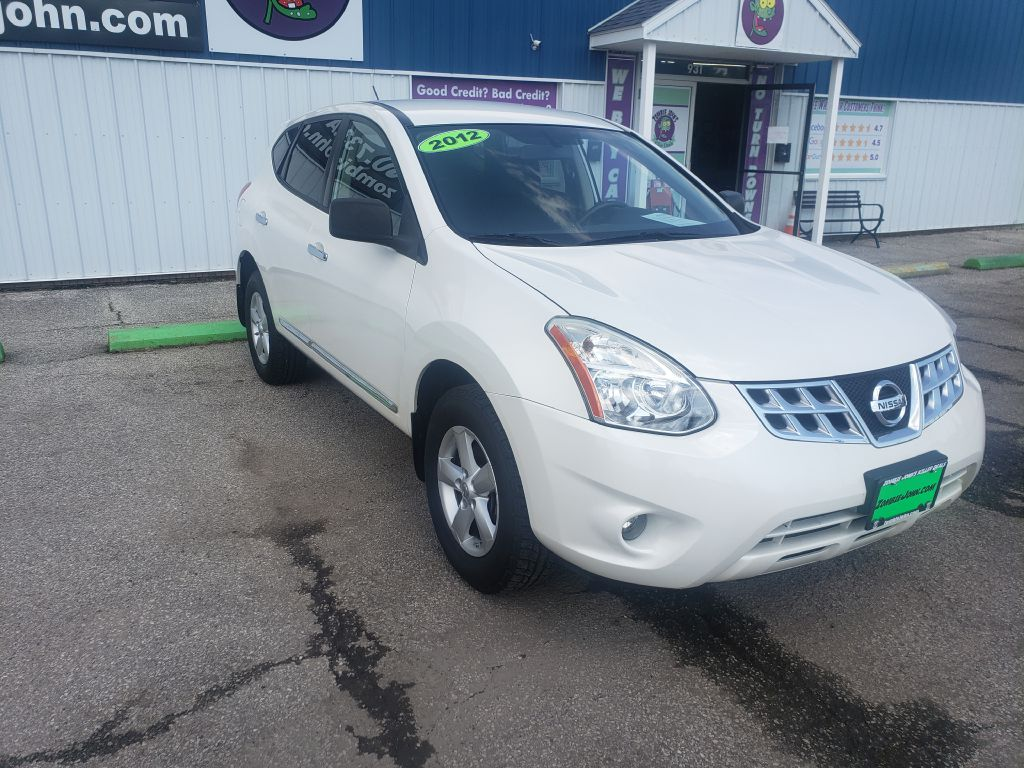 2012 NISSAN ROGUE S for sale at Zombie Johns