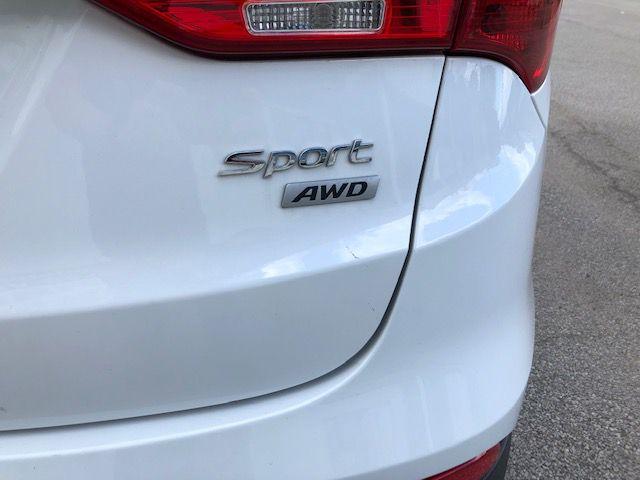 2016 HYUNDAI SANTA FE SPORT SPORT AWD for sale at Zombie Johns