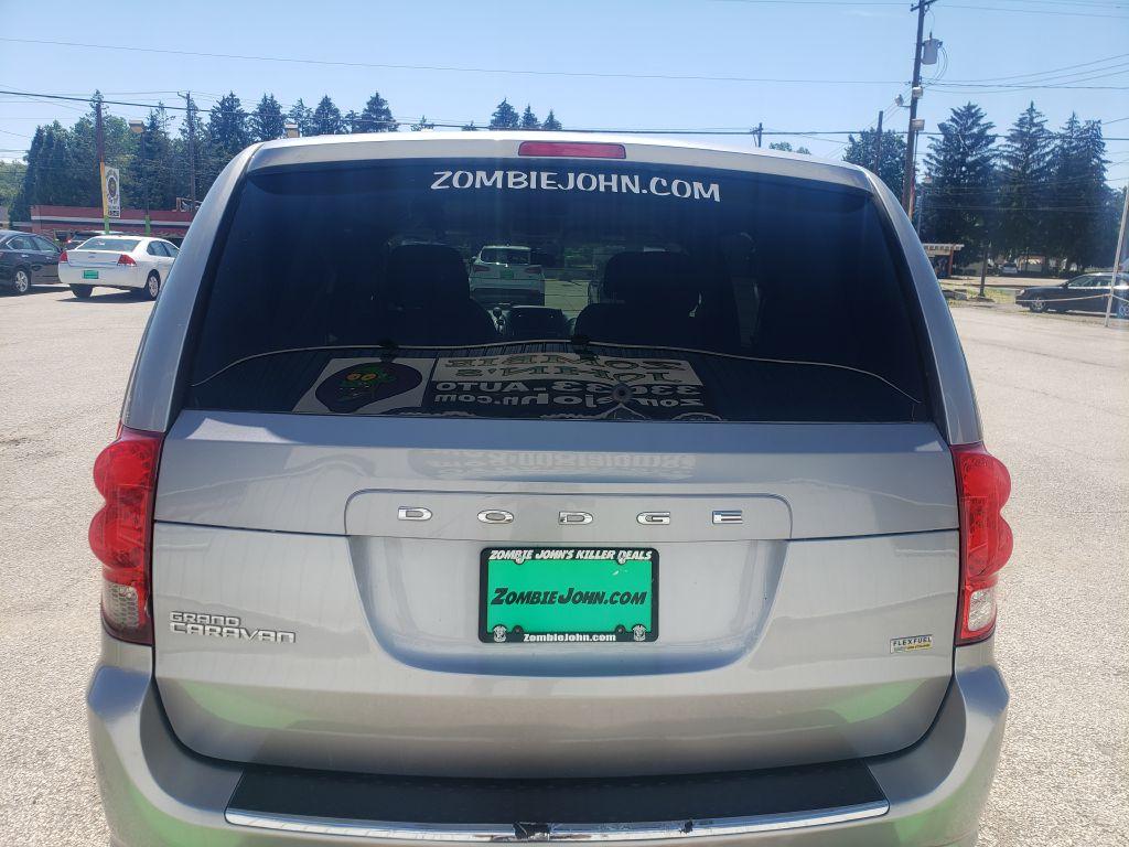 2013 DODGE GRAND CARAVAN SXT for sale at Zombie Johns