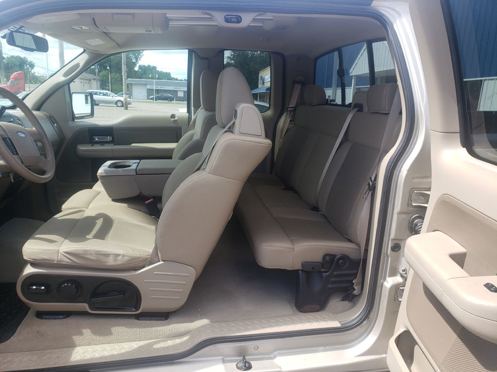 2008 FORD F150 EXTANDED CAB for sale at Zombie Johns