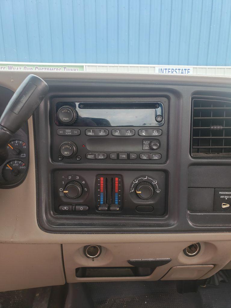 2006 GMC SIERRA 2500 HD 2500 HEAVY DUTY for sale at Zombie Johns