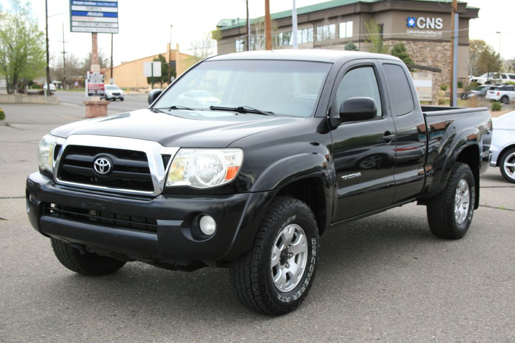 2007 Toyota Tacoma Access Cab for sale VIN: 5TEUU42N07Z328809